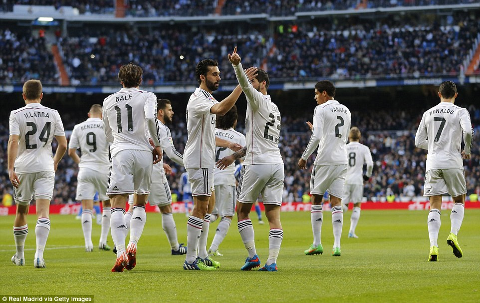 Atletico – Real, formacionet zyrtare