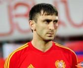 Dëmtohet Mkrtçian, do të  humbë sfidën me Shqipërinë