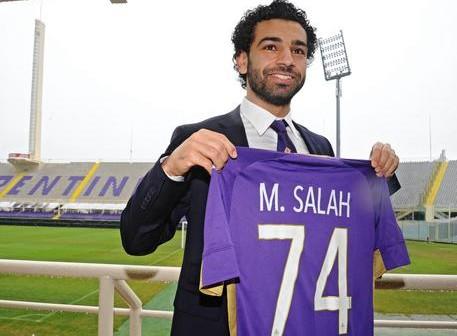 """Salah, """"faraoni"""" ben per vete Firencen!"""