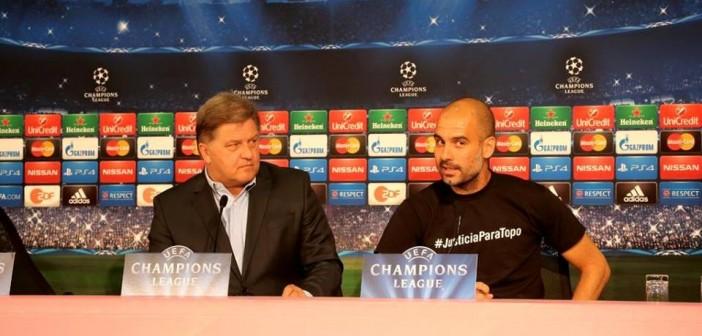 Guardiola i bindur para Portos: Jetoj per te tilla sfida!