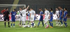 Kukësi – Legia Varshave, formacionet zyrtare