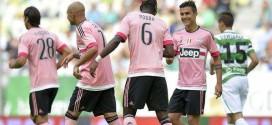 Vjen gëzimi i parë për Alegrin dhe Juventusin, por dëmtohet Kielini!