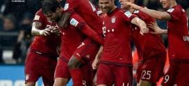 VIDEO: 3 golat e Bayernit kundër Olympiacosit, shkatërrim total!