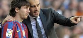 Messi dhe Guardiola, ritakim te Manchester City?