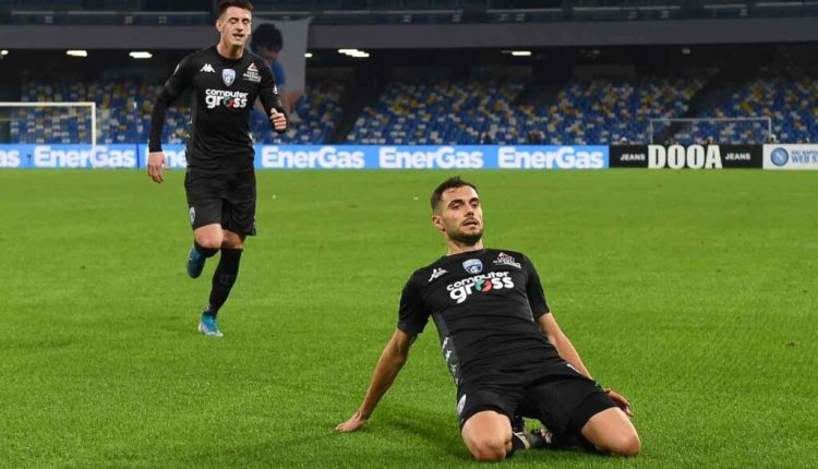 He has become a key player for the team, Nedim Bajrami is declared the best  player of the week | Albanian Football Blog
