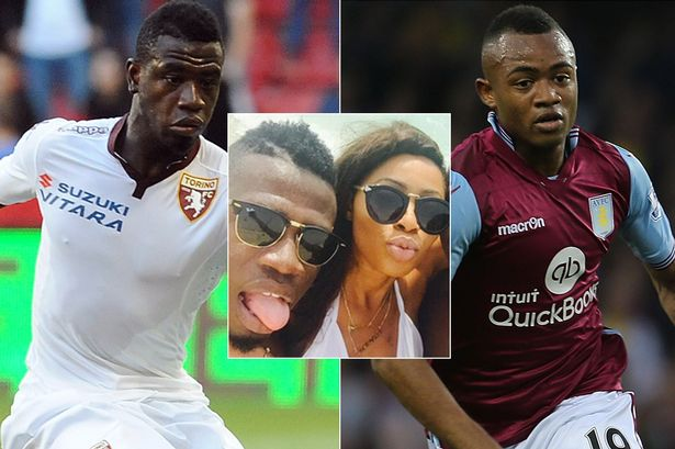 Acquah-wife-Ayew