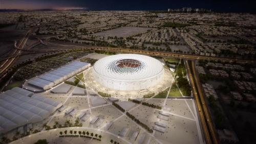 Al Thumama - Stadium